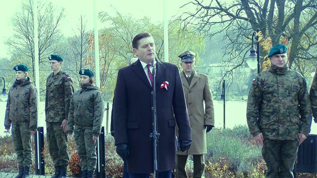 Minister Kownacki w Więcborku