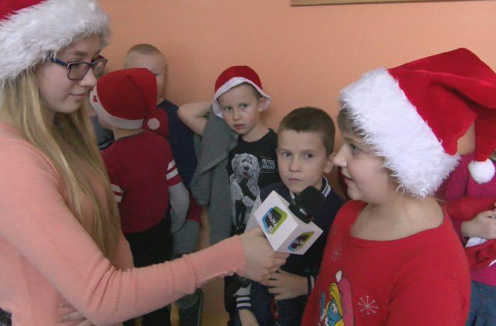 Mikołajki w Sypniewie (video)