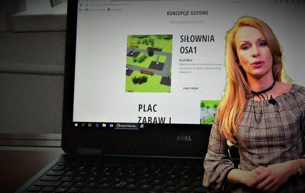 OSY w Sępólnie (video)