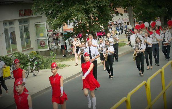 Festiwal orkiestr dętych (video)