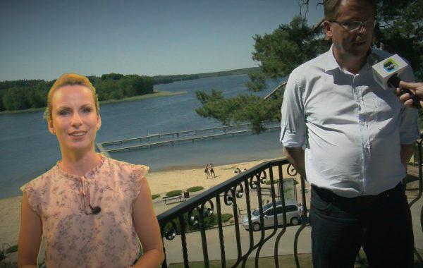 Sezon turystyczny w Sępólnie (video)