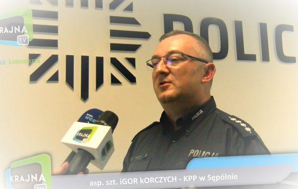 Sprawca napadu na plebanię w Sępólnie zatrzymany (video)
