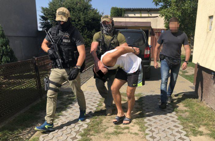Zatrzymali sprawców porwania (video)