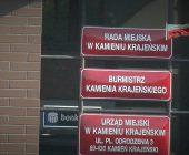 Kandydaci na burmistrza Kamienia Kraj. (video)