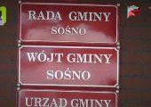 Kandydaci na wójta gminy Sośno (video)