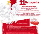 Obchody Święta Niepodległości w Sępólnie