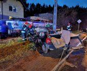 Wypadek na Chojnickiej (aktualizacja)