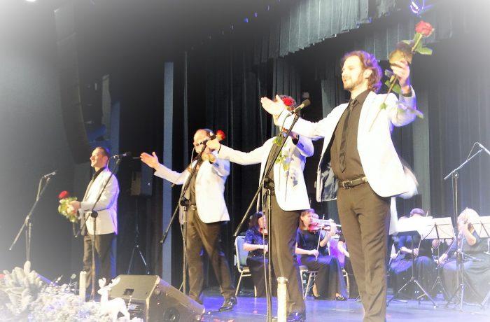 Gala noworoczna w Sępólnie (video)