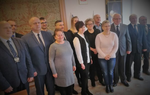 V sesja Rady Gminy Gostycyn.