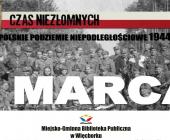 """""""Żołnierze Wyklęci"""" w bibliotece – Więcbork"""