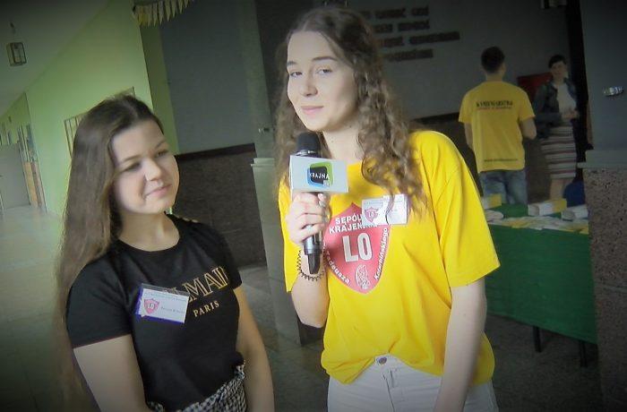 Drzwi otwarte w LO Sępólno (video)