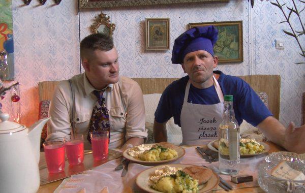Jacek Placek gotuje