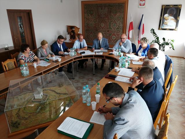 XI sesja Rady Gminy Gostycyn (video)