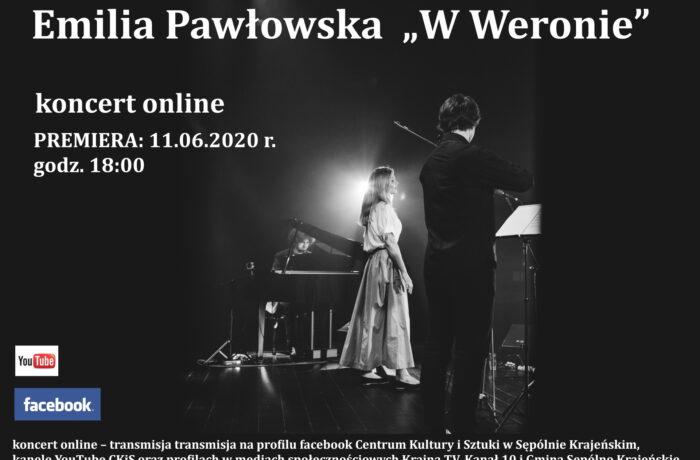"""Emilia Pawłowska – """"W Weronie"""""""