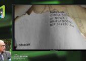 Nadpalone dokumenty z RODO (video)