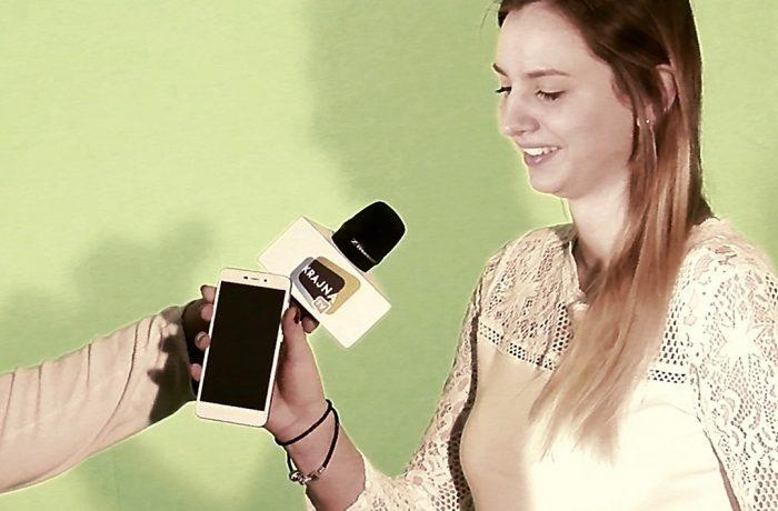 Nagroda odebrana (video)
