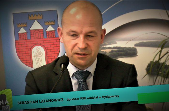 Gazyfikacja Więcborka (video)