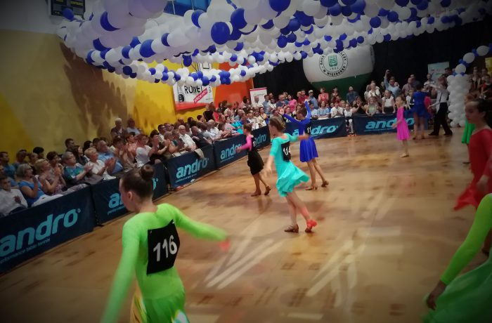 Dziecięca Liga Taneczna (video)