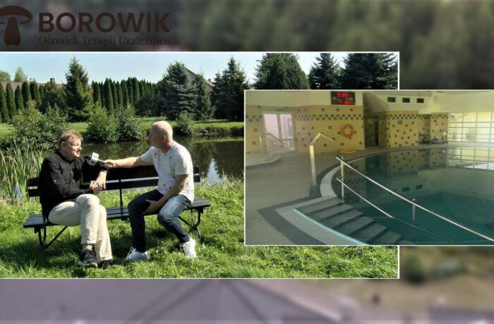 "Ośrodek Terapii Uzależnień ""Borowik"" (video)"