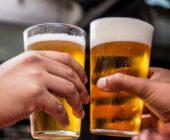 Pijany uczeń w Więcborku.