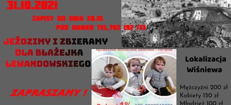 """""""Wrak Race"""" dla Błażeja (video)"""